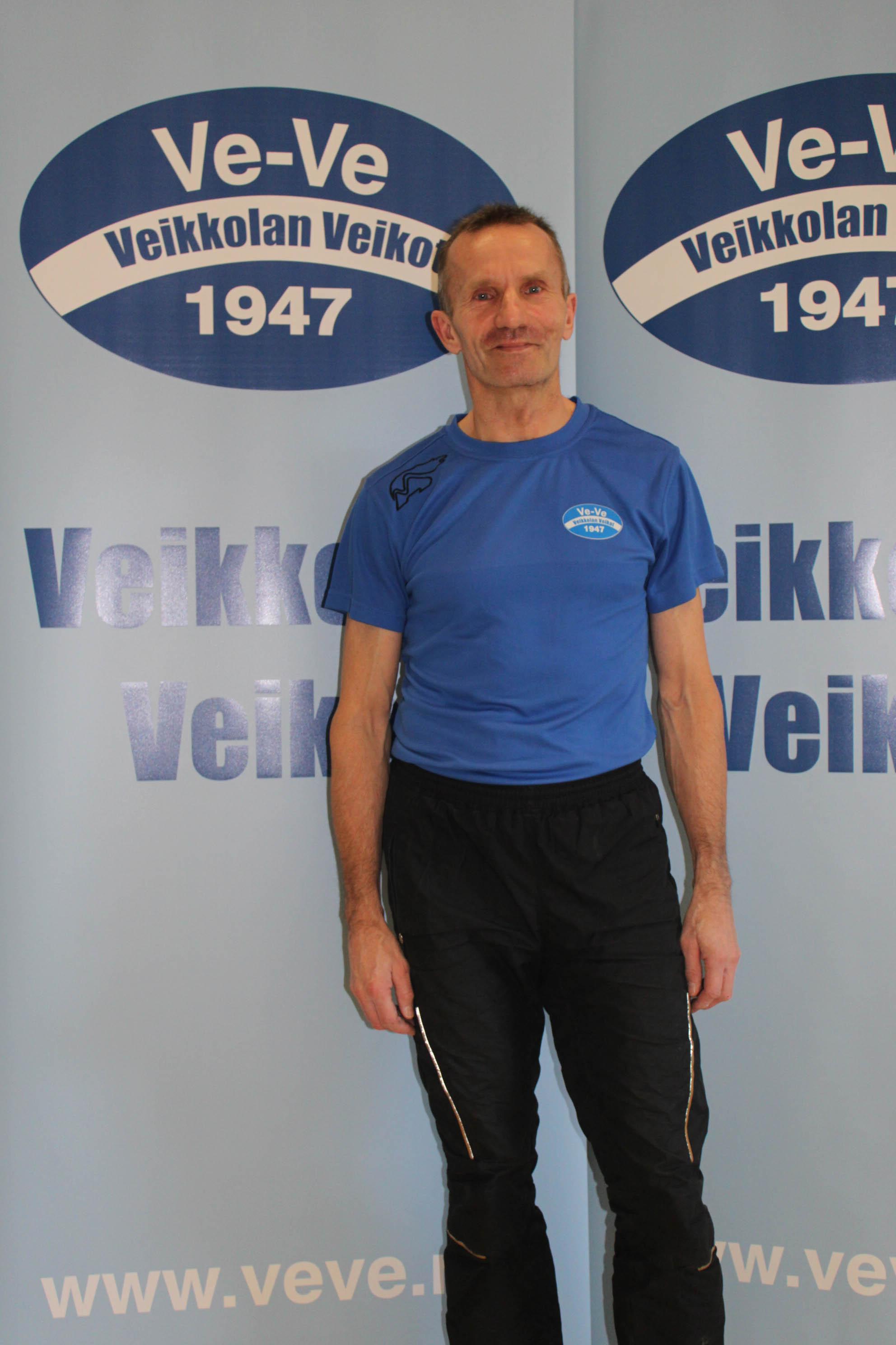 """Björn """"Nalle"""" Stenvik"""